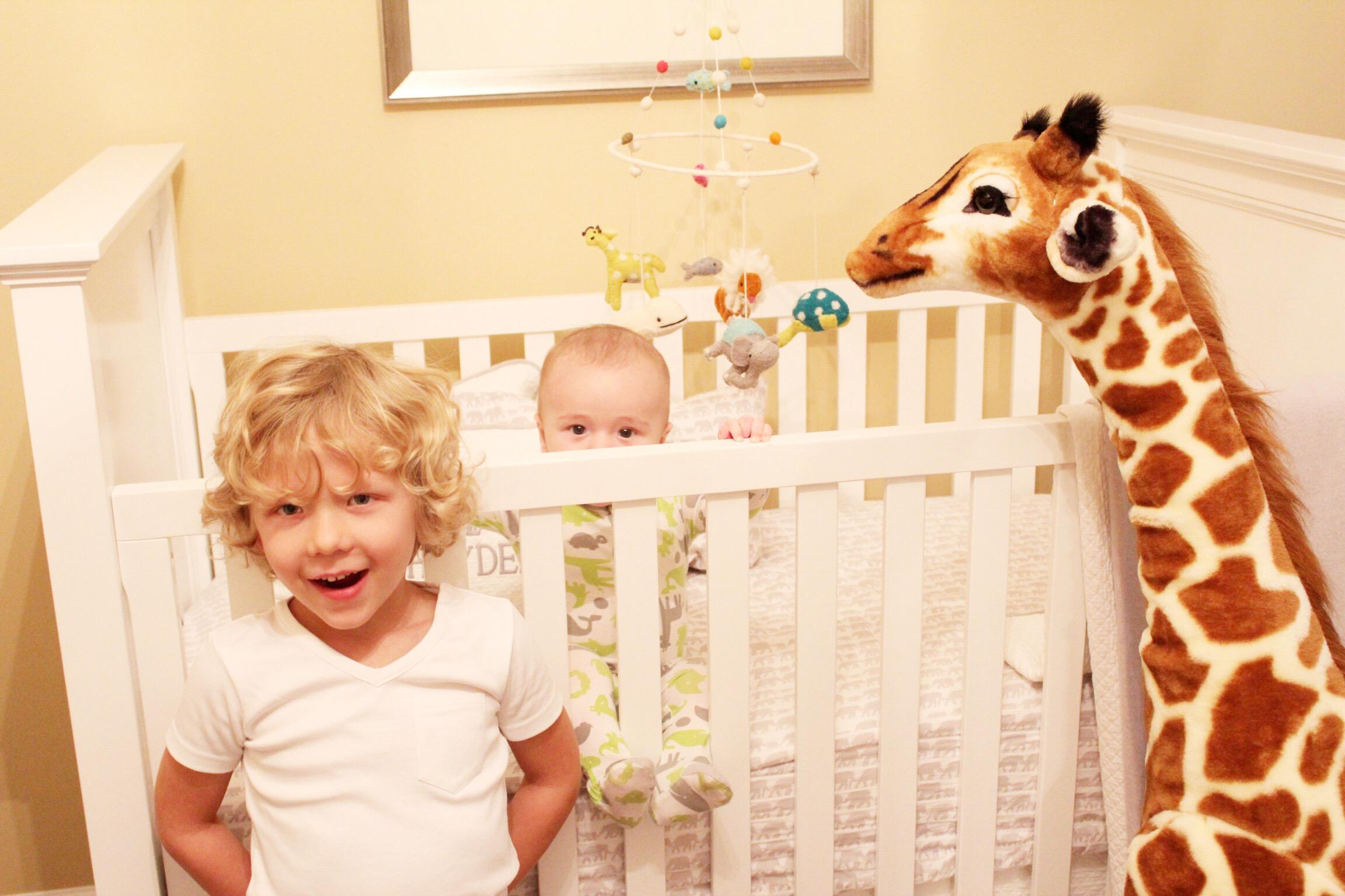Huck/Hayden giraffe