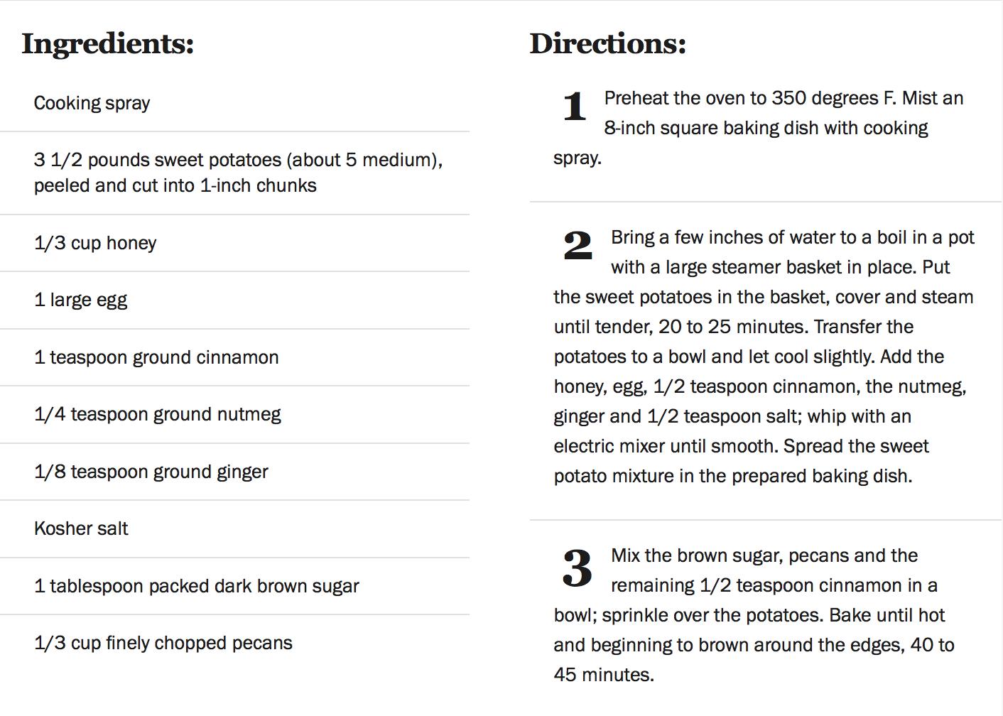 Foodnetwork recipe