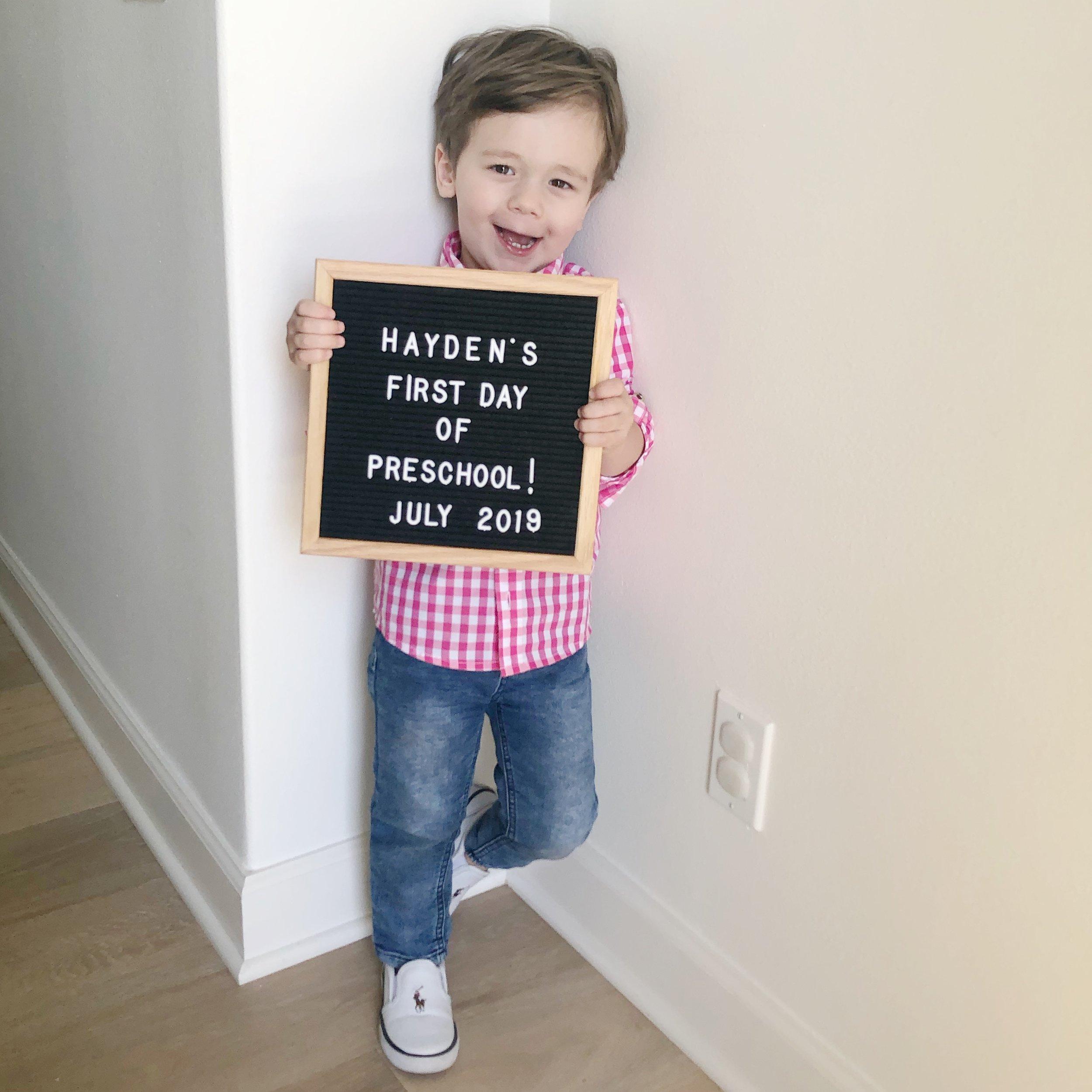 Hayden first day of school.JPG