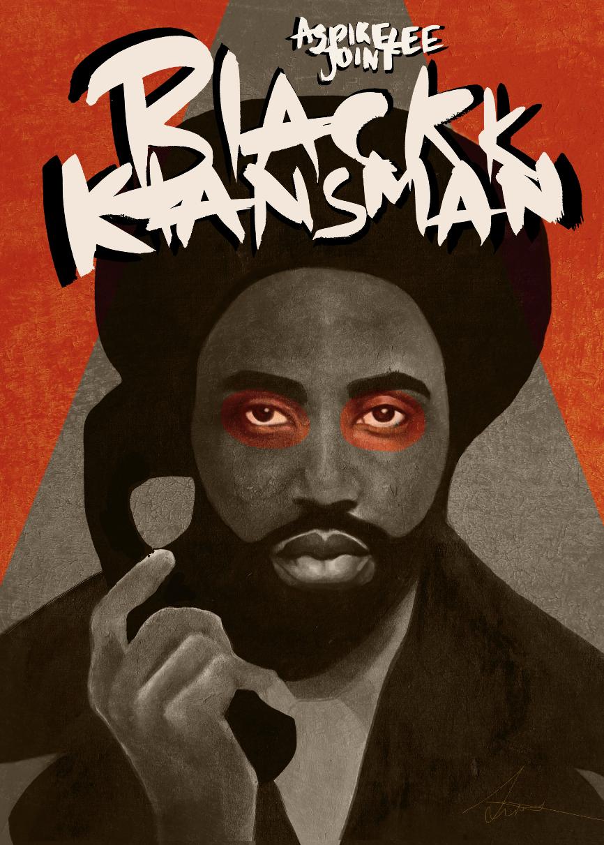 Hard//Hoofd & Cineville | Alternative poster for Spike Lee's BlacKkKlansman | 2018