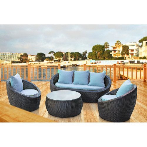 BOAT CHAIR AND SOFA SET