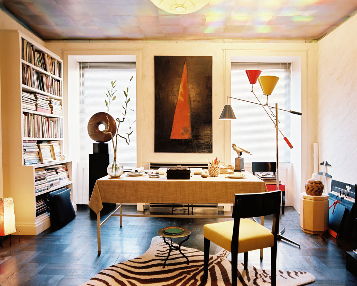 Hadley's New York Apartment Interior Design