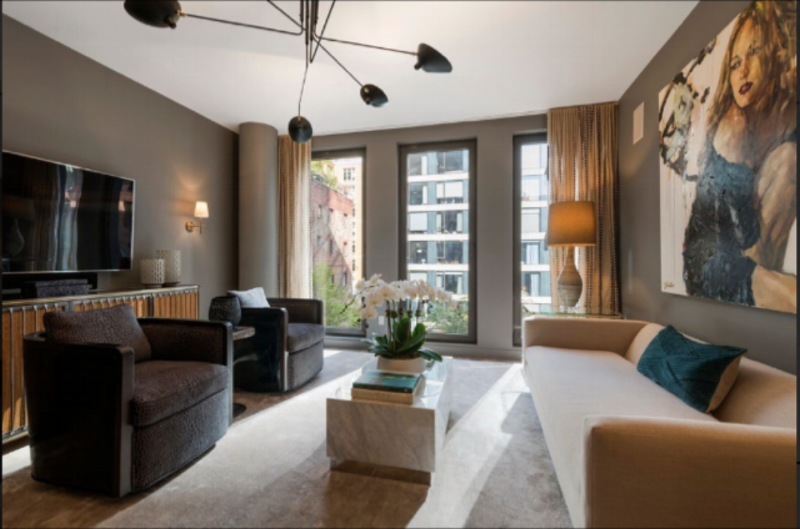 TRIBECA, NEW YORK - DESIGNED BY: WILLOW DESIGNS