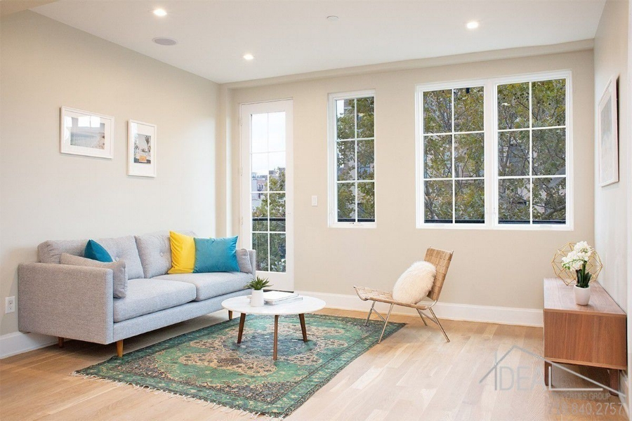 FIRST HOME IN BED STUY -