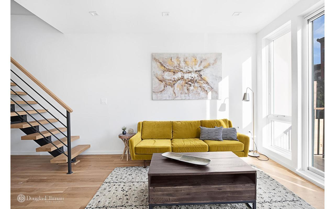 2 STORY APARTMENT IN BROOKLYN -