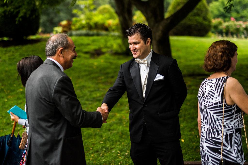 boston public garden wedding handshake