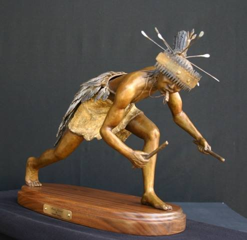 Maidu Dancer