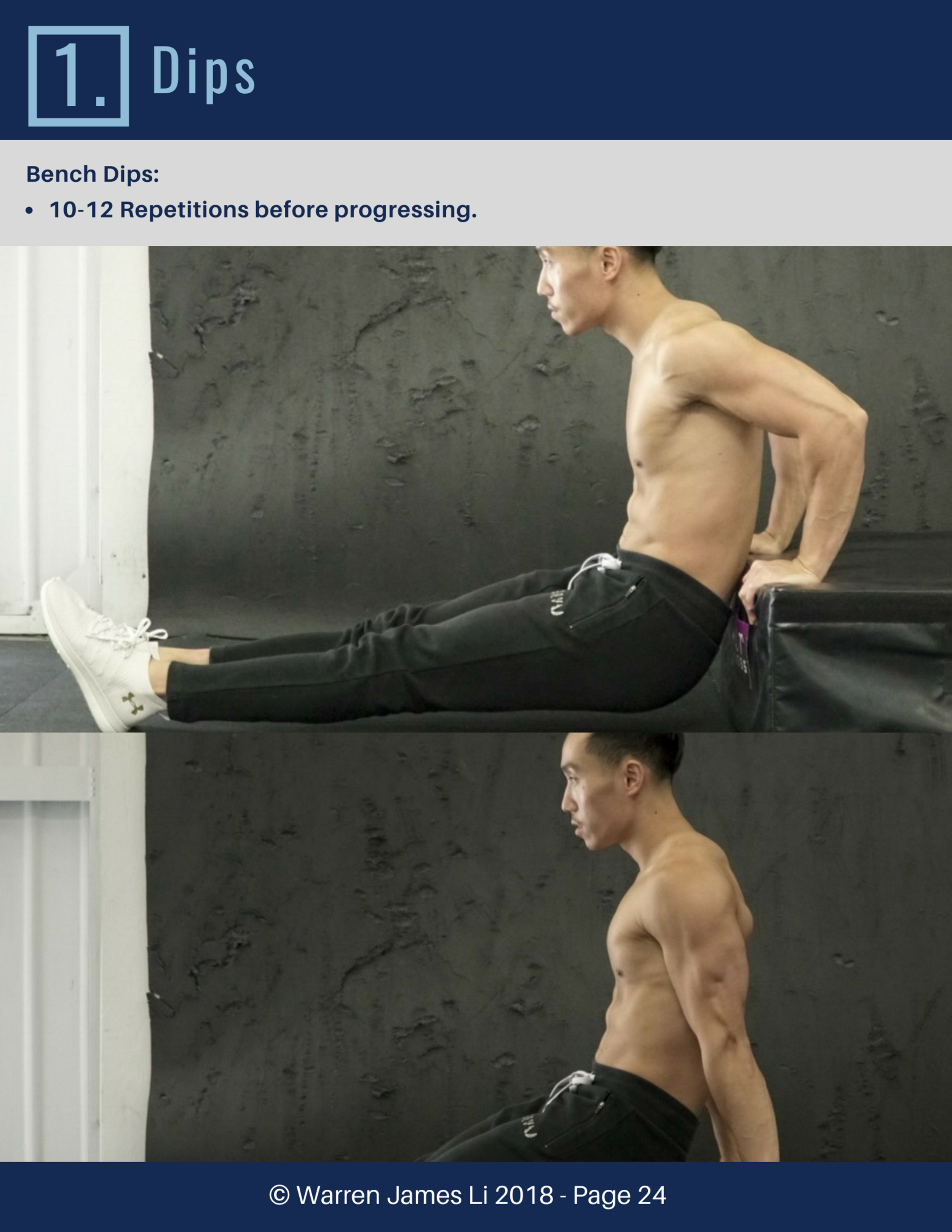 4. Dips 9 Exercises To Get Strong With Calisthenics.png