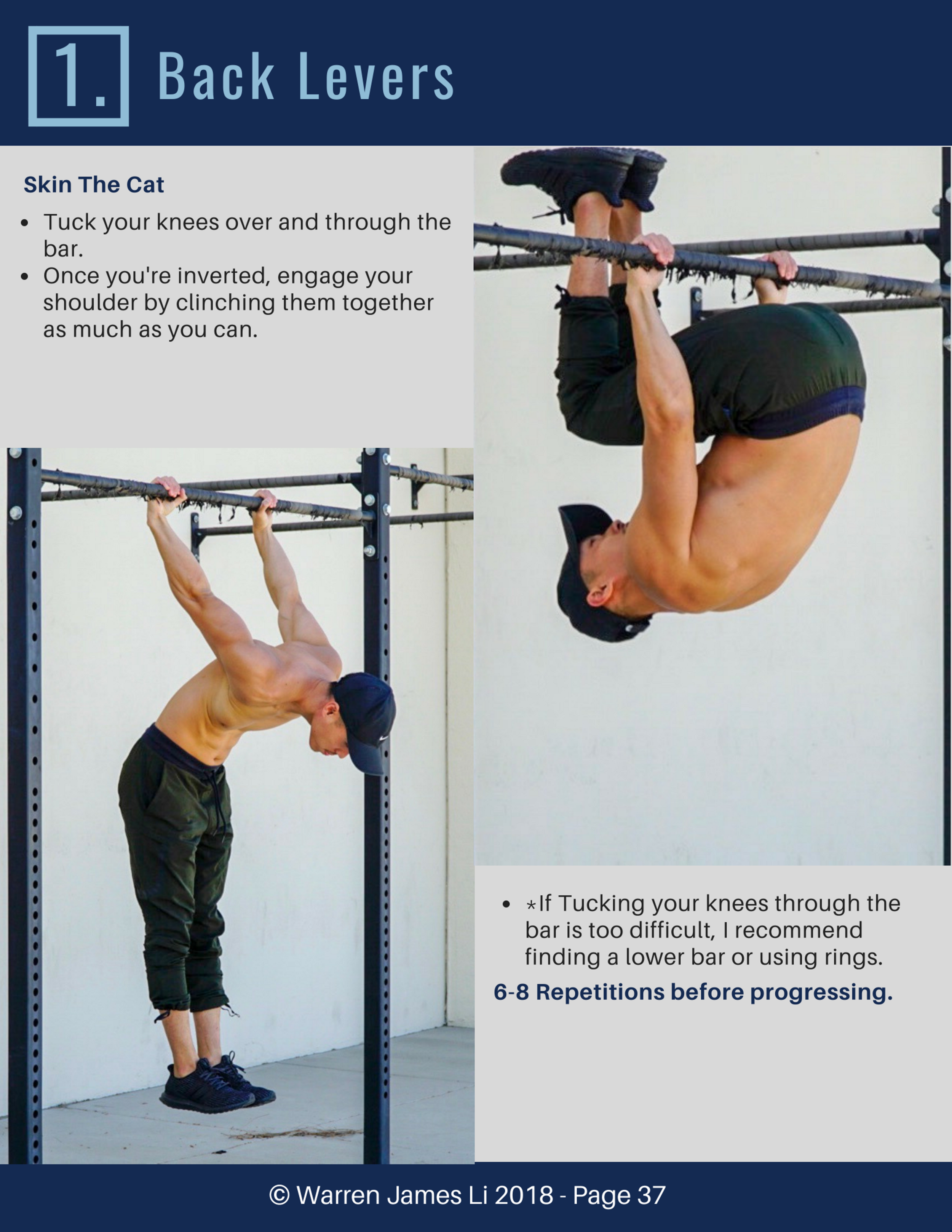 6. Back Lever 9 ExercisesTo Get Strong With Calisthenics.png