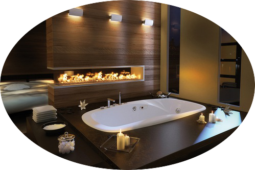 Bath and Tub Spaces