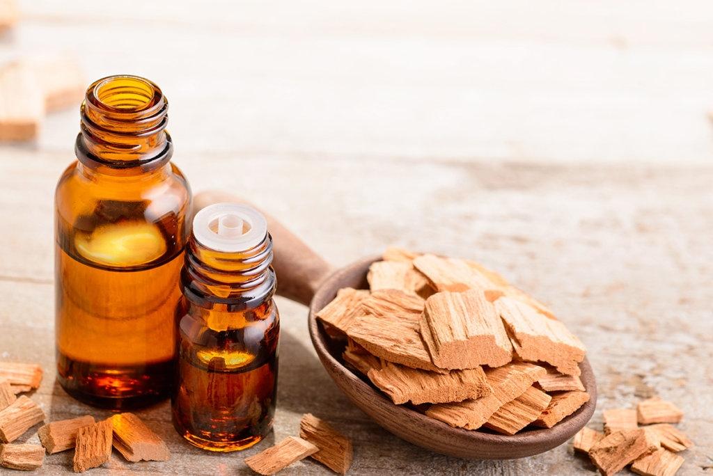 Sandalwood Essential Oil -