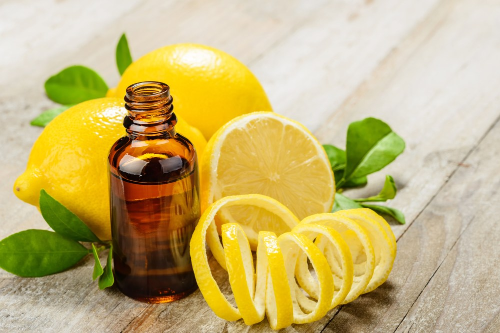 Lemon Essential Oil -