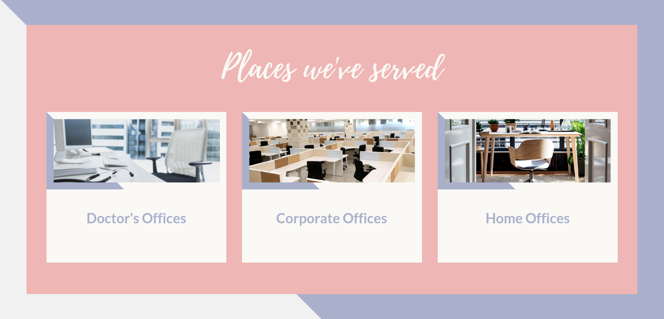 1 Office Cleaning Services Near me