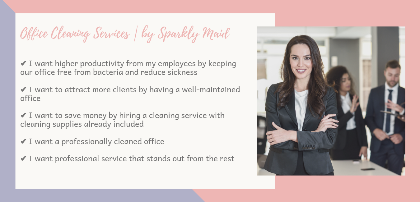 1 Office Cleaning Service Near Me