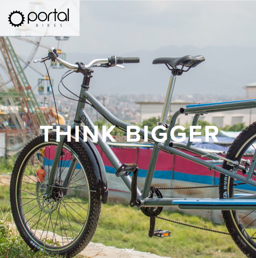 Portal Bikes Nepal - We help people turn bicycles into businesses that create pathways out of poverty in developing countries.www.portalbikes.org