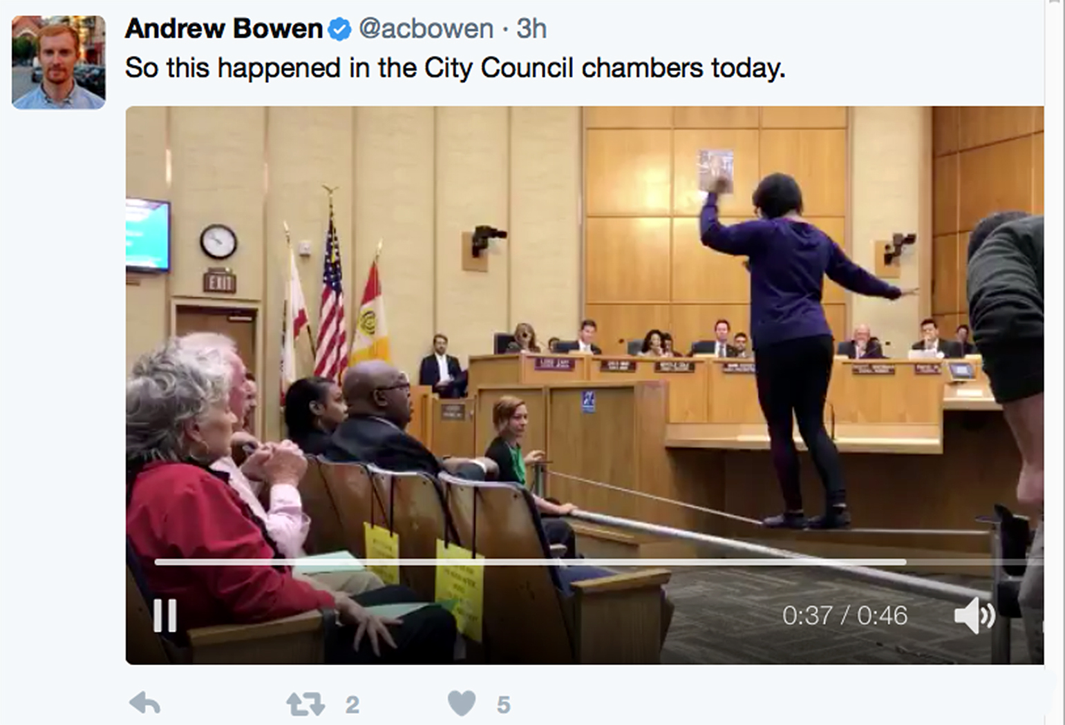 Angie Walking at City Council.jpg