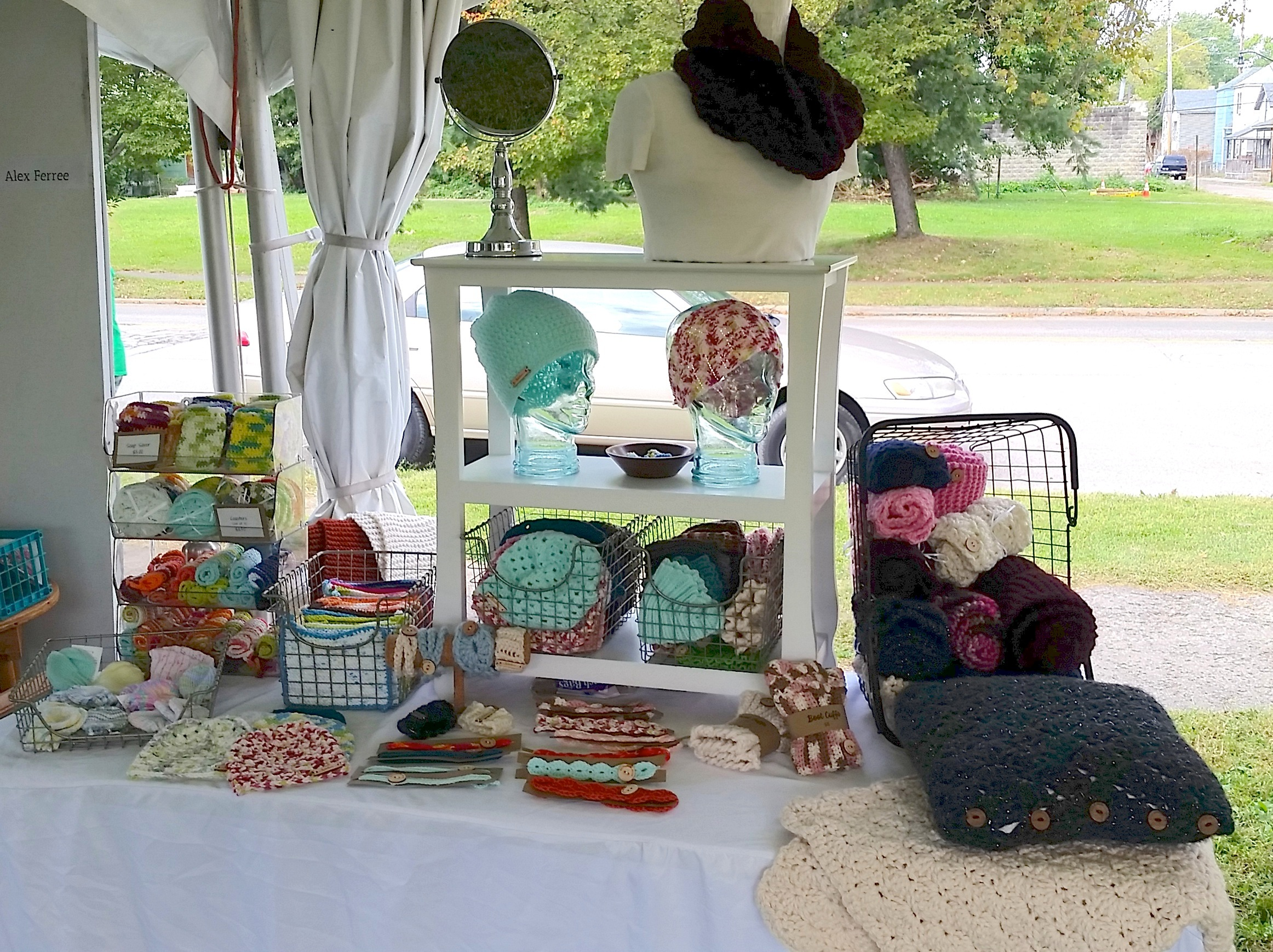 Independents' Day Festival 2015 | theknittedhome.com