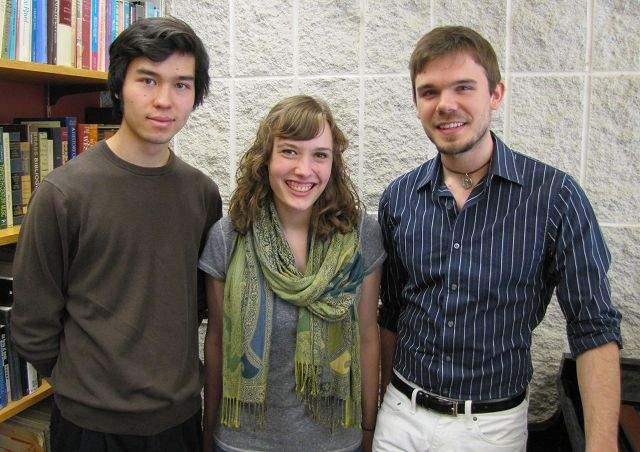 Wooster Weekly News (April 15, 2013) - High-profile performances for three College of Wooster senior composers