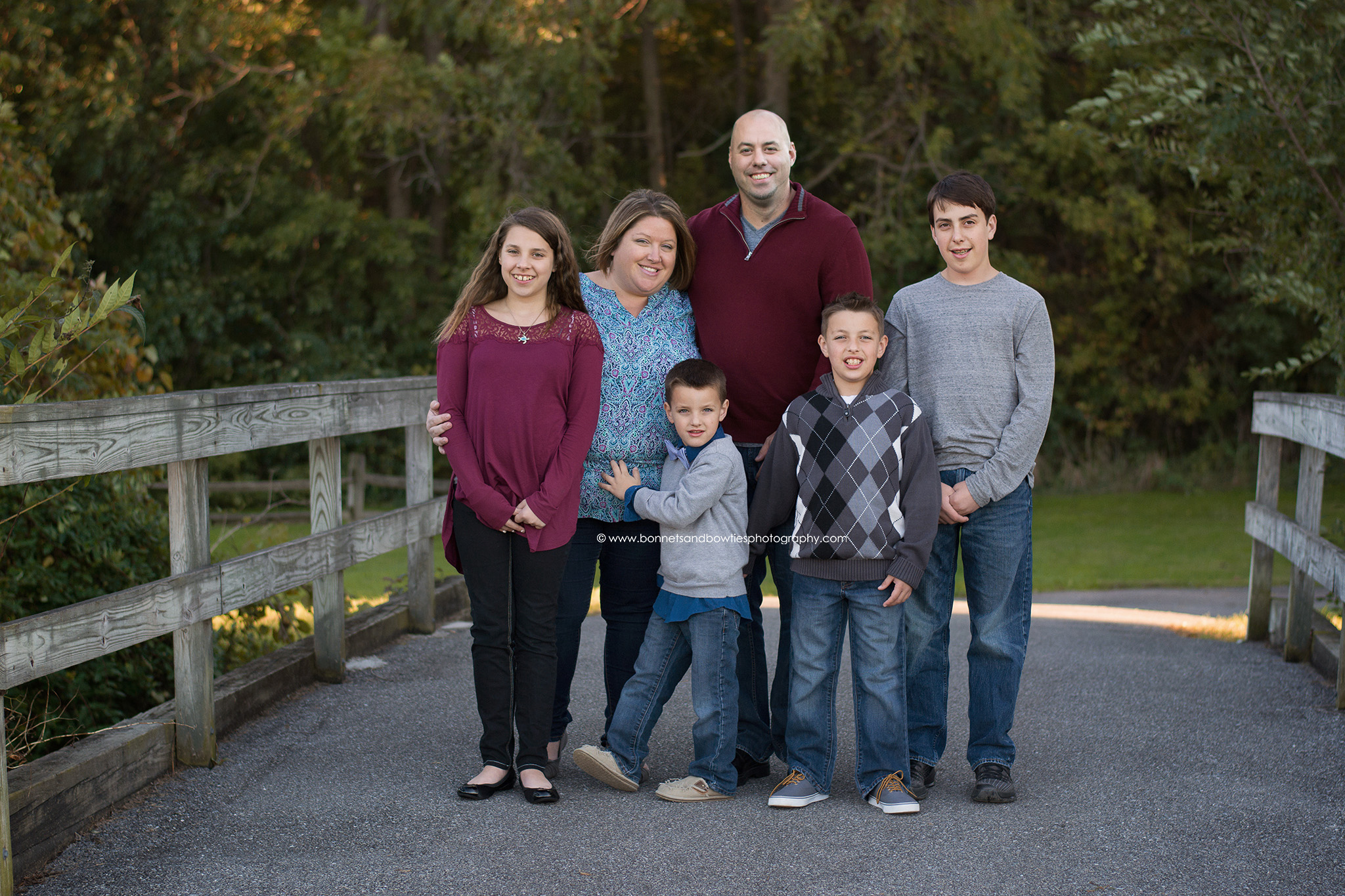 family session in york pa