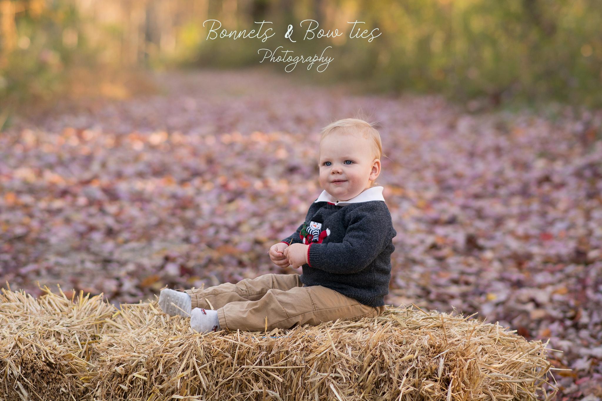 Dover farm- baby portrait