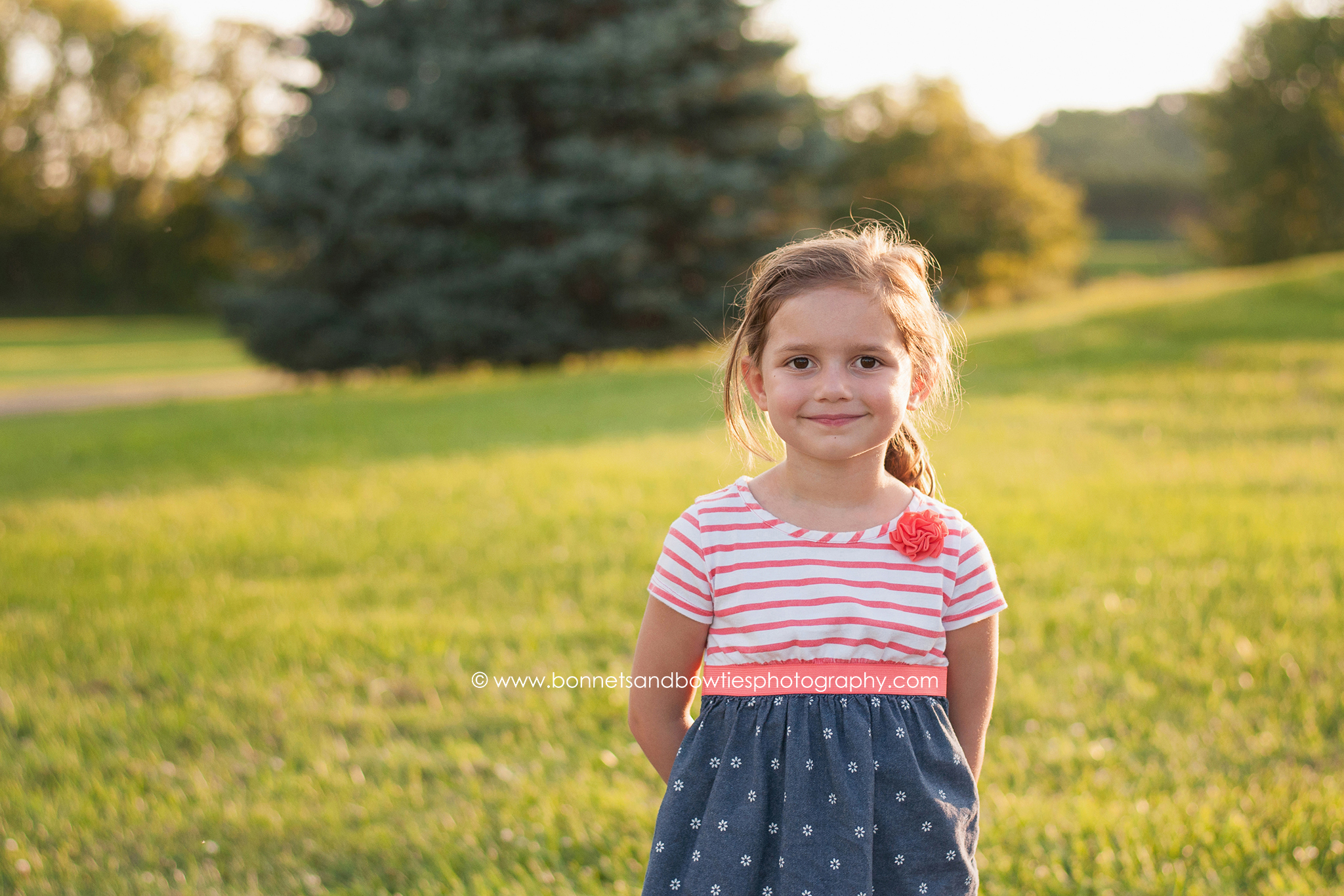 five year old photo shoot