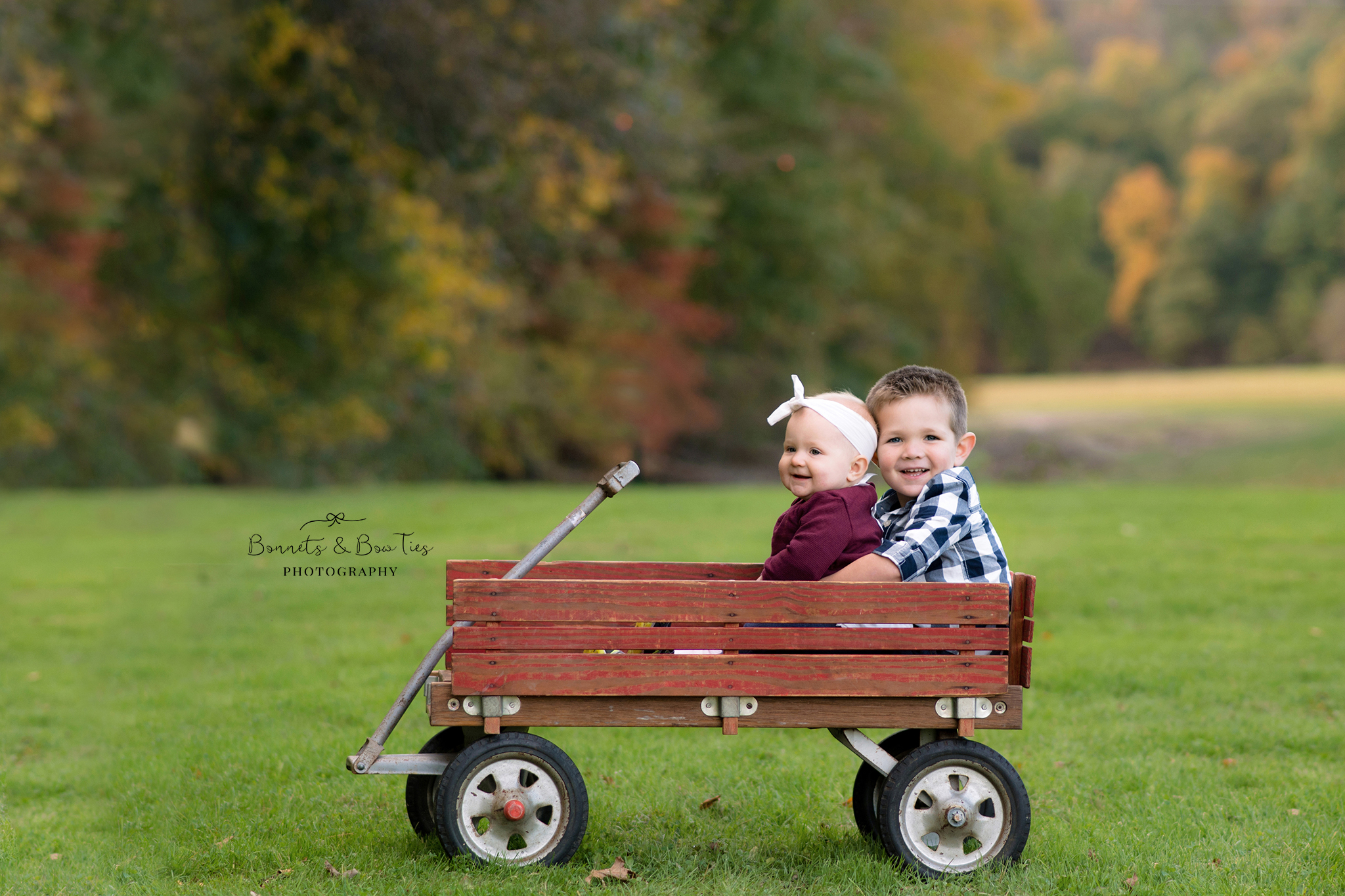 brother and sister in a wagon.jpg