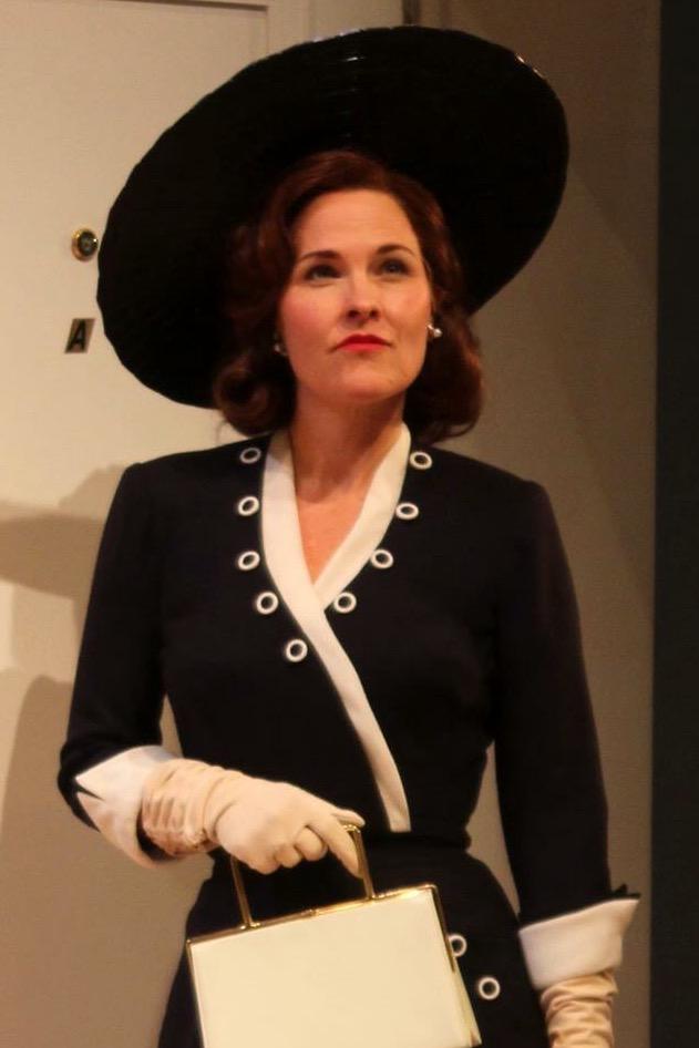Kelly McAndrew as Barbara Grant