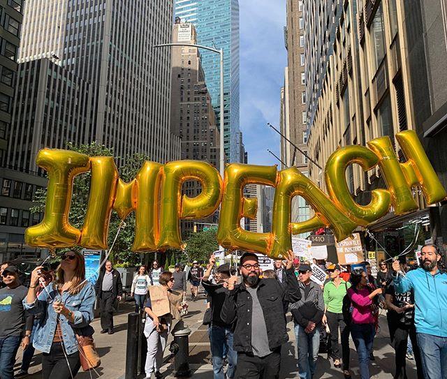 Impeachment Rally!