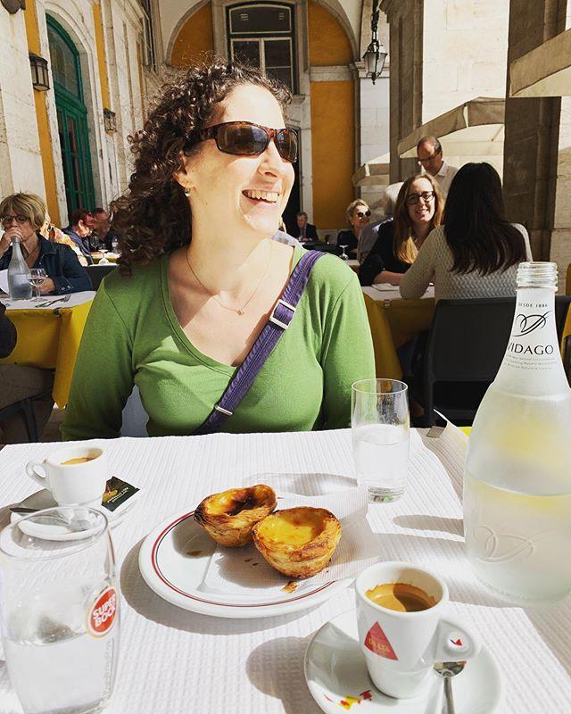 Lisbon. Pastels. My love.