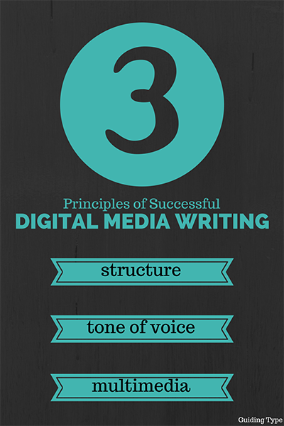 Three Keys to Digital Media - Stephen J. McConnell - Thoughts on Writing Blog.