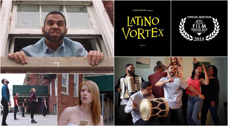Latino Vortex , directed by SNL's Oz Roderiguez and featuring Room 28 Comedy, won Best Ensemble, Best Cinematography, and Best Production Design at the 2018 NYC Indie Film Festival.