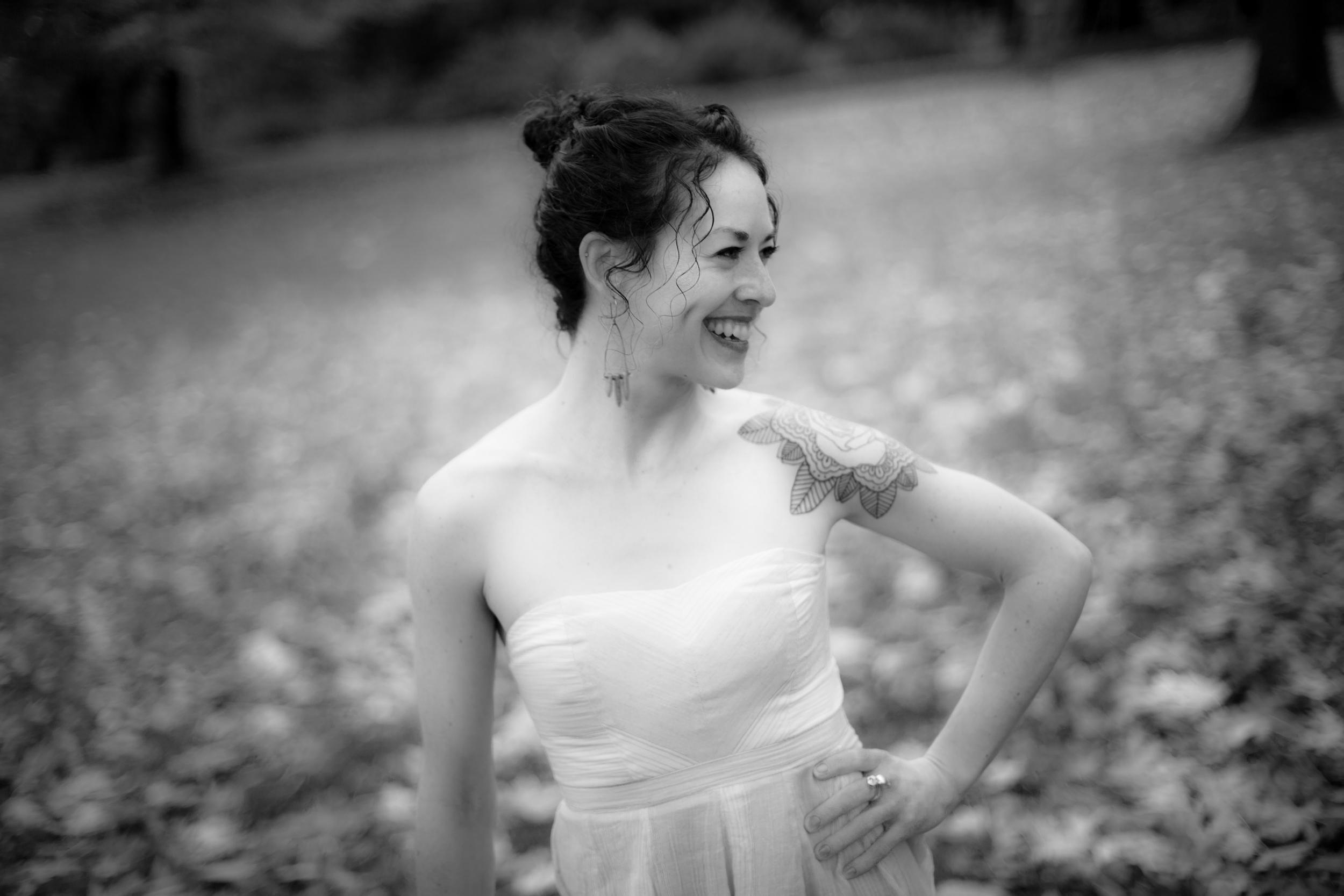 Karli Janine Erickson, Certified Yoga Instructor.. PranaRoseYoga.com (Portland, Oregon)