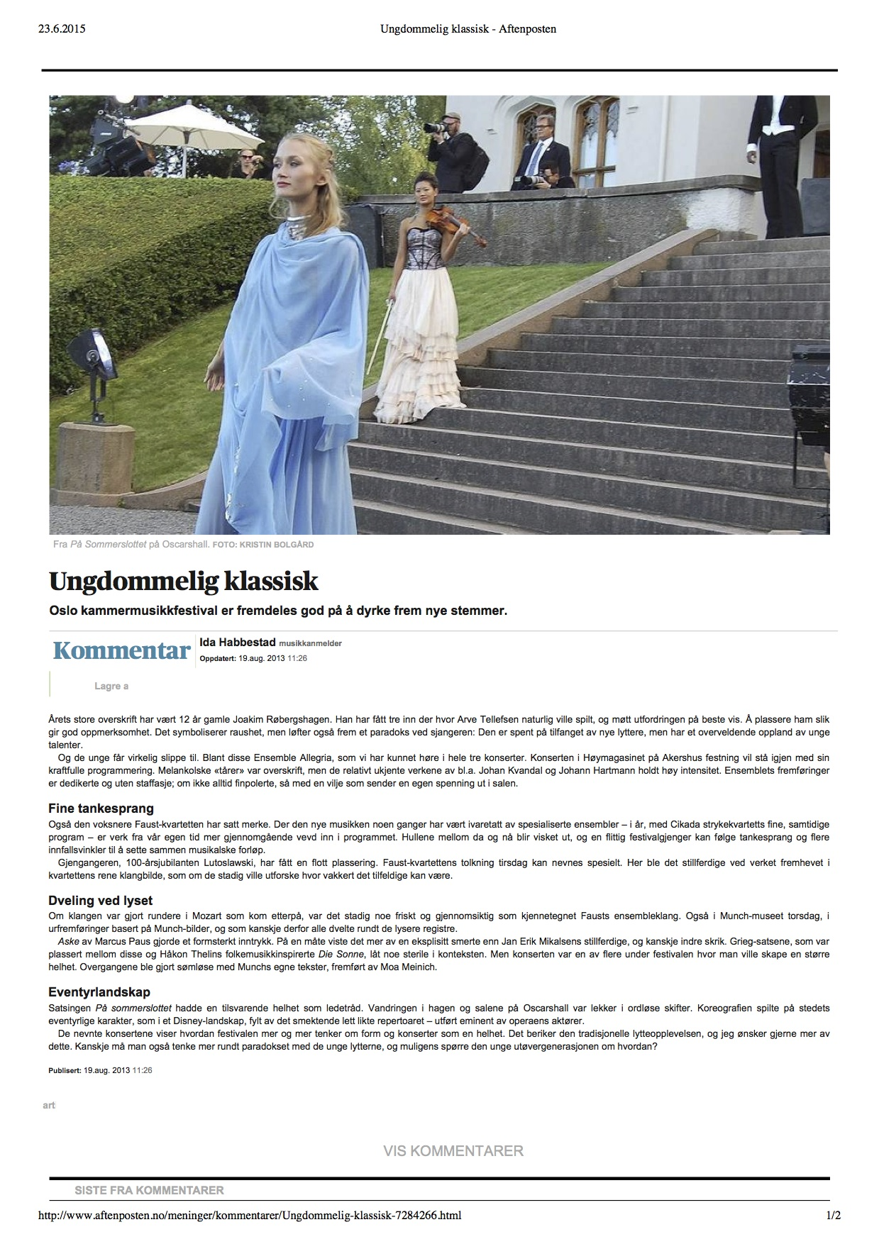 Ungdommelig klassisk - Aftenposten.jpg