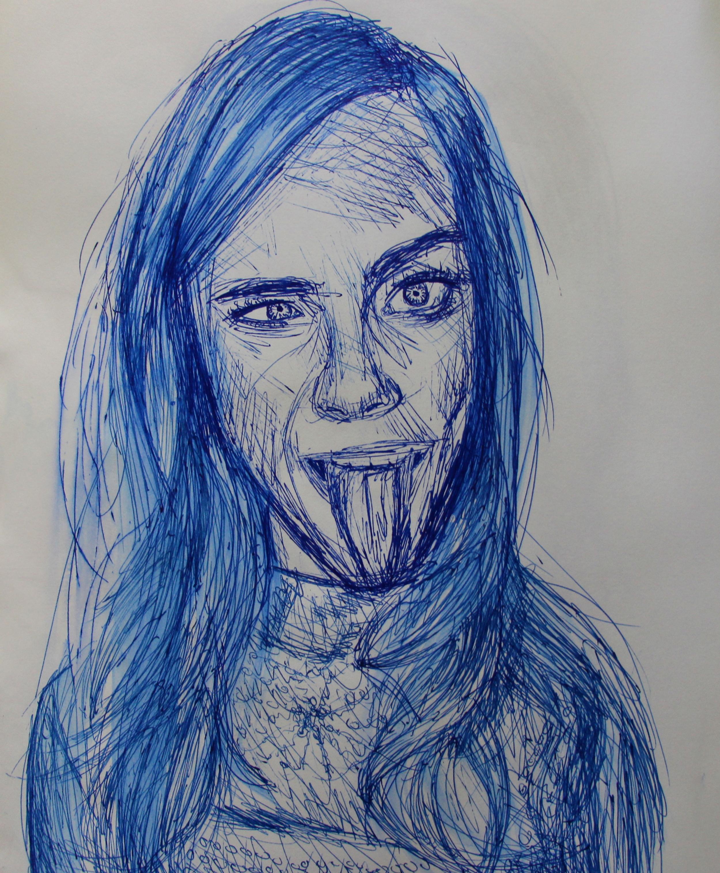 Cara in Pen