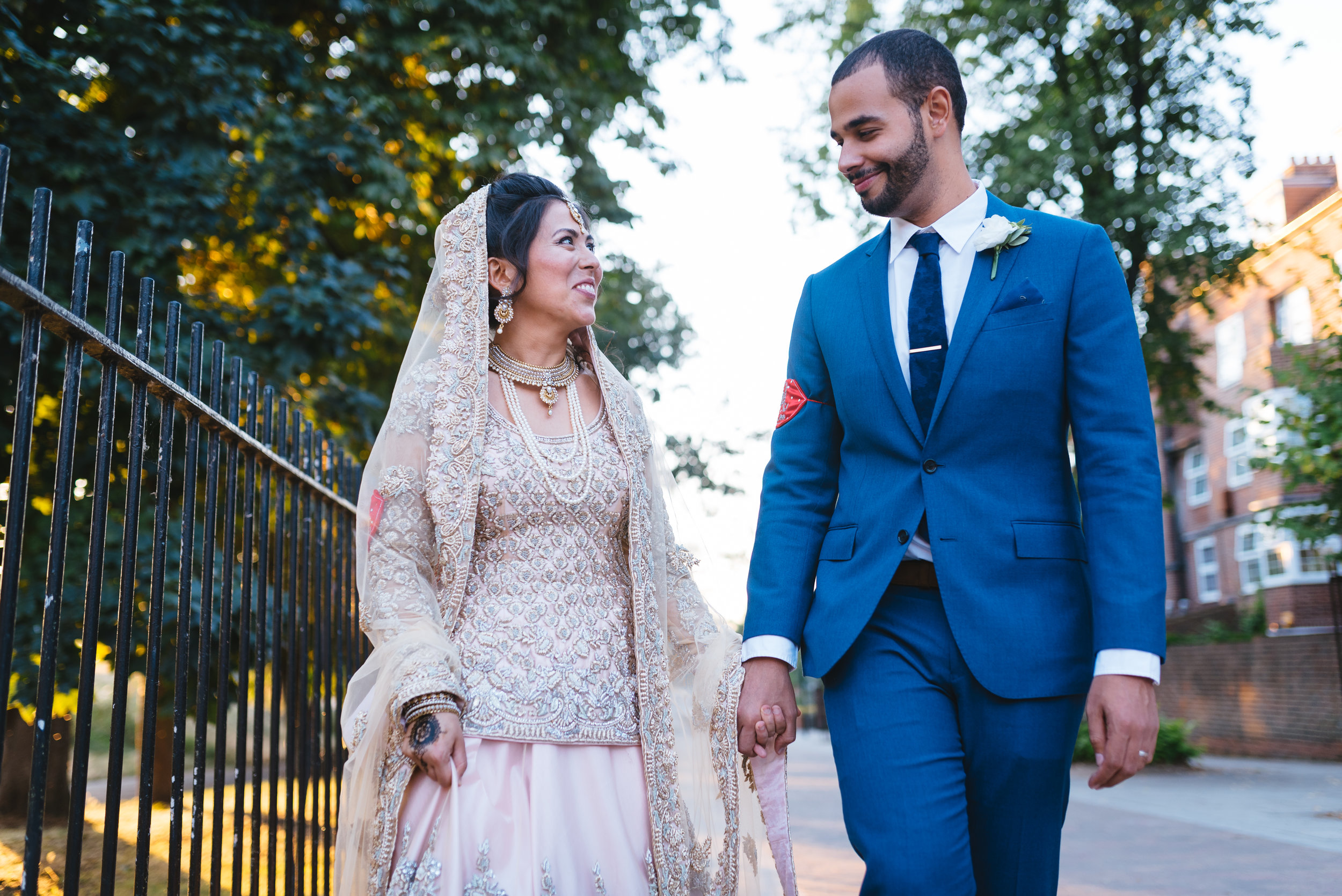 Noreen's Stoke Newington Town Hall Wedding - London