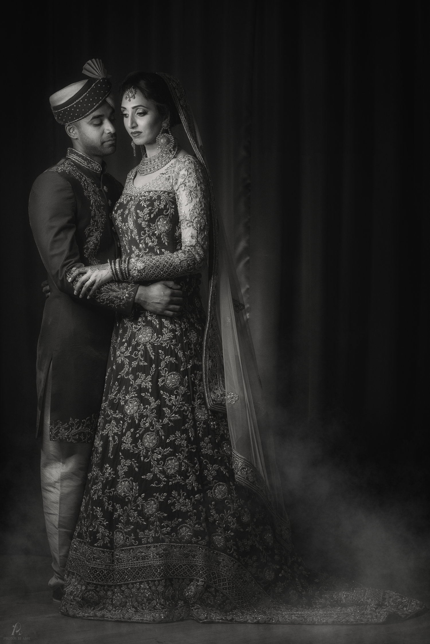 Photos by Abhi - Asian wedding photography Birmingham - Aston Hall