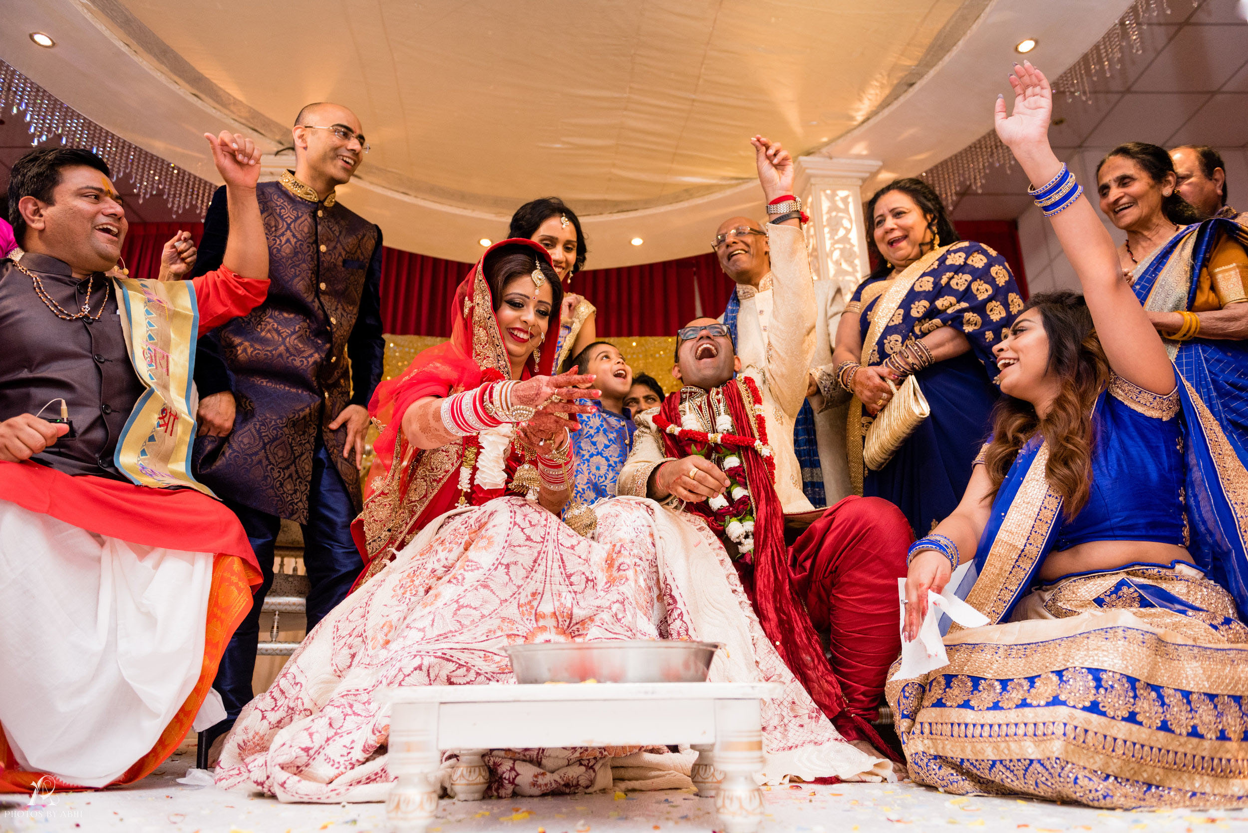 Hindu Wedding Photography Leicester - Photos by Abhi.jpg