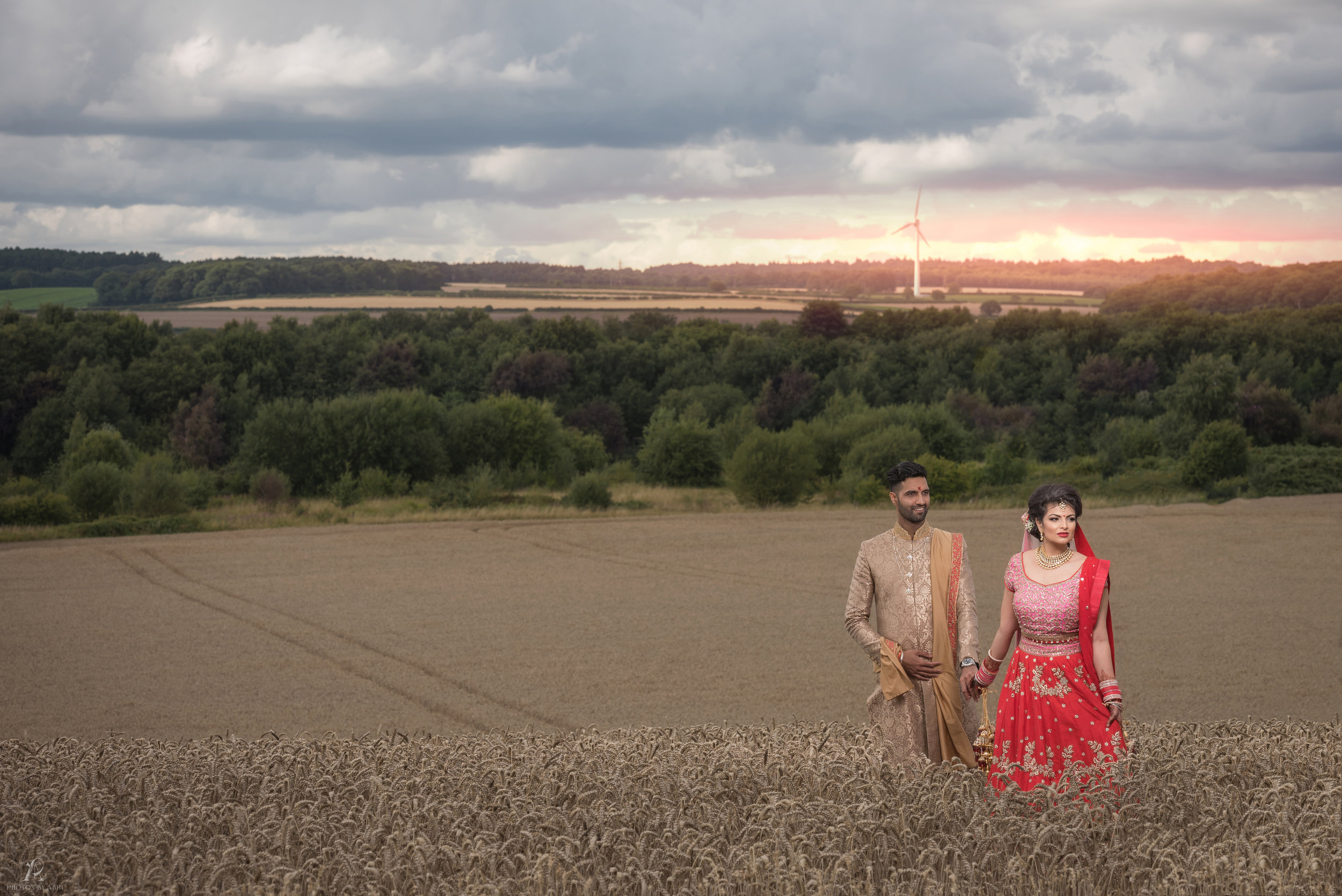 Hindu Wedding Photography in Leicester - Photos by Abhi.jpg