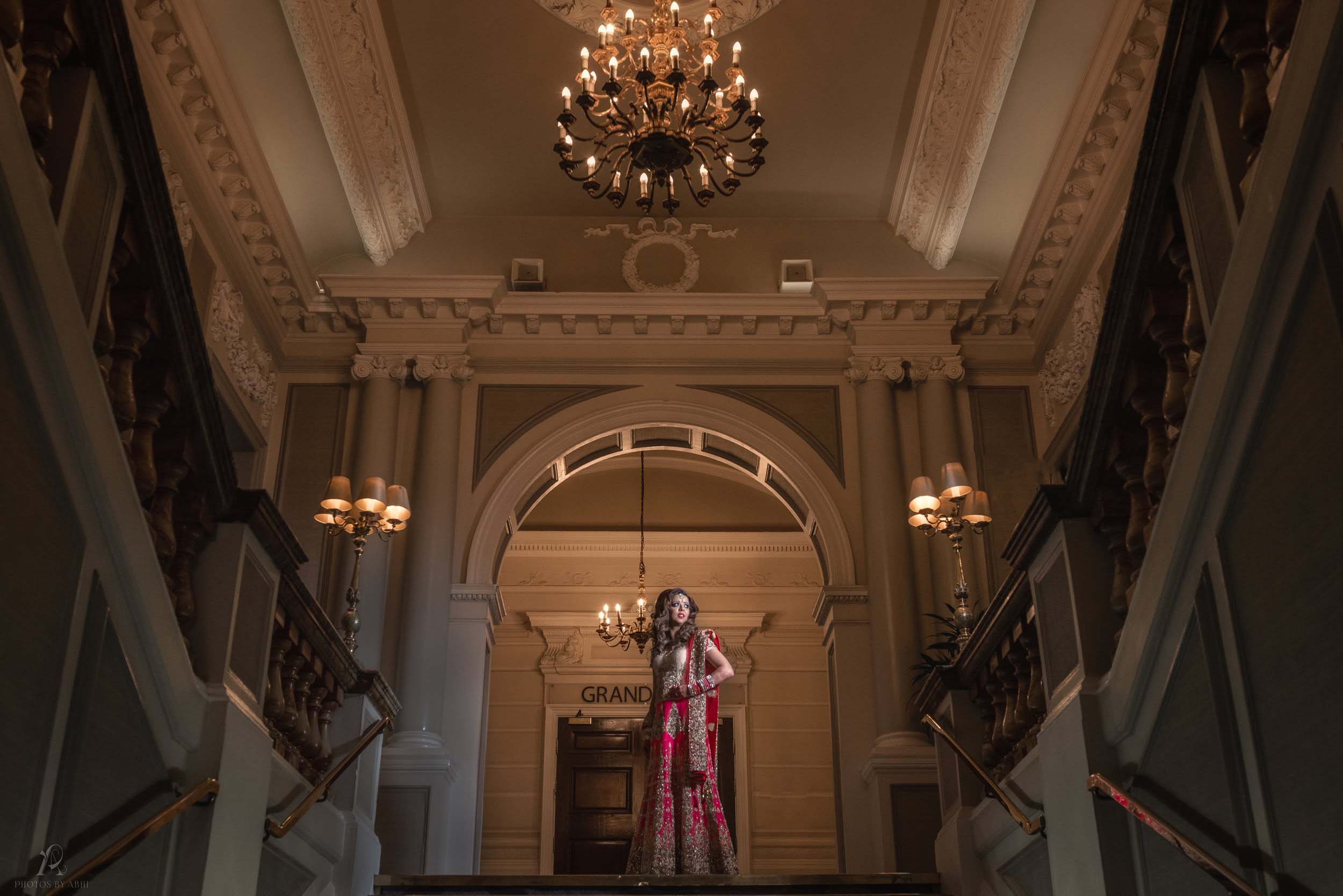 Indian wedding photography london - grand connaught rooms