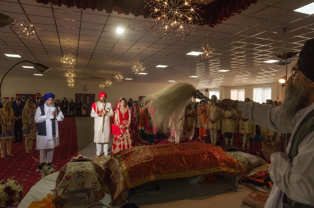 Sikh Wedding Photography In Birmingham - Alerwayes Hayes
