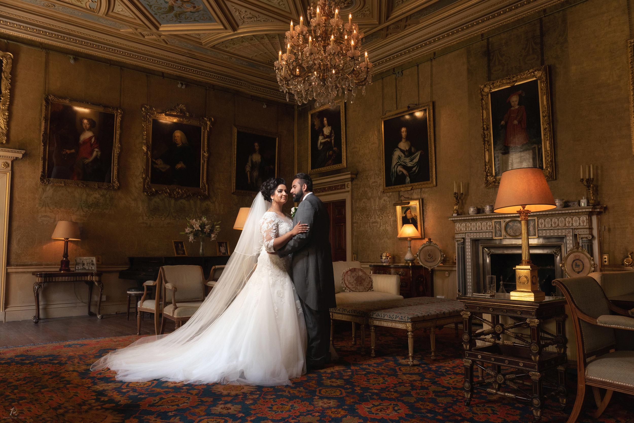Civil Wedding - Syon House - London