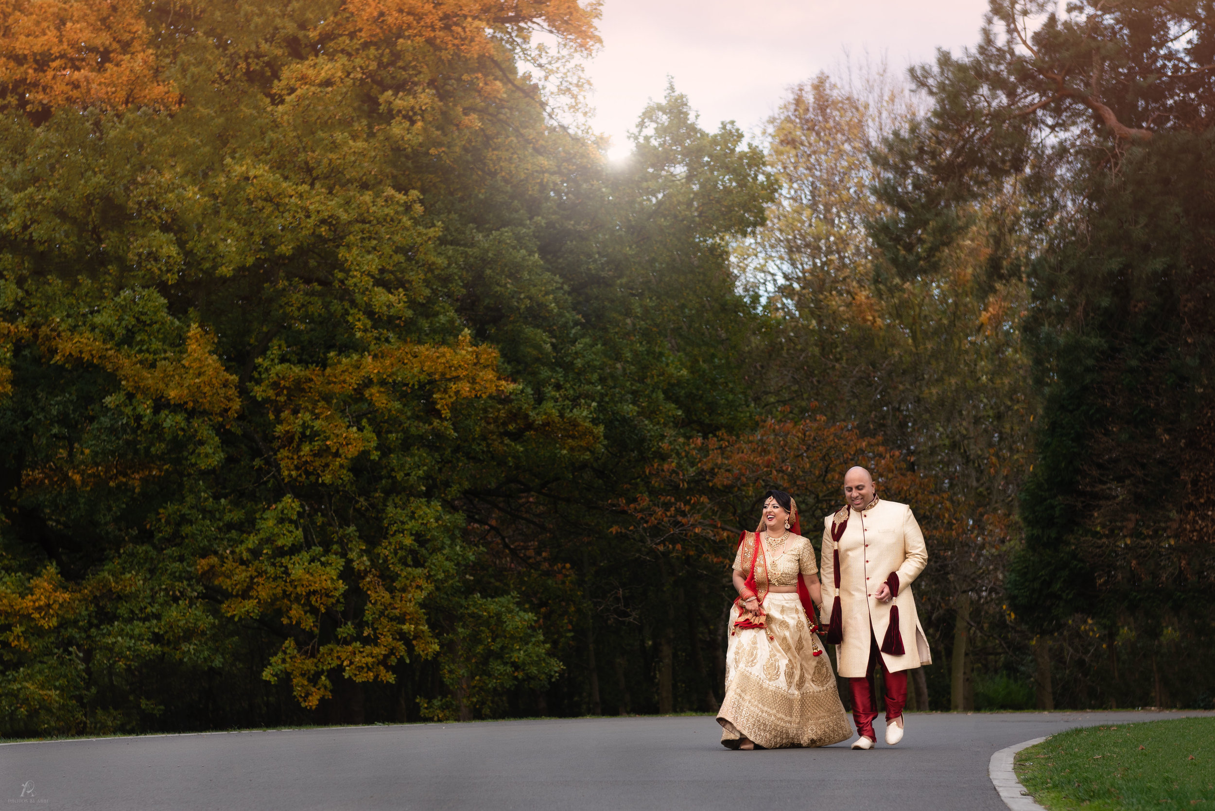 Naman and Ria hindu Wedding - Winstanley House