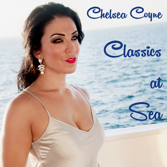 CLASSICS AT SEA - A perfect blend of Operatic and Classical-Crossover favorites.