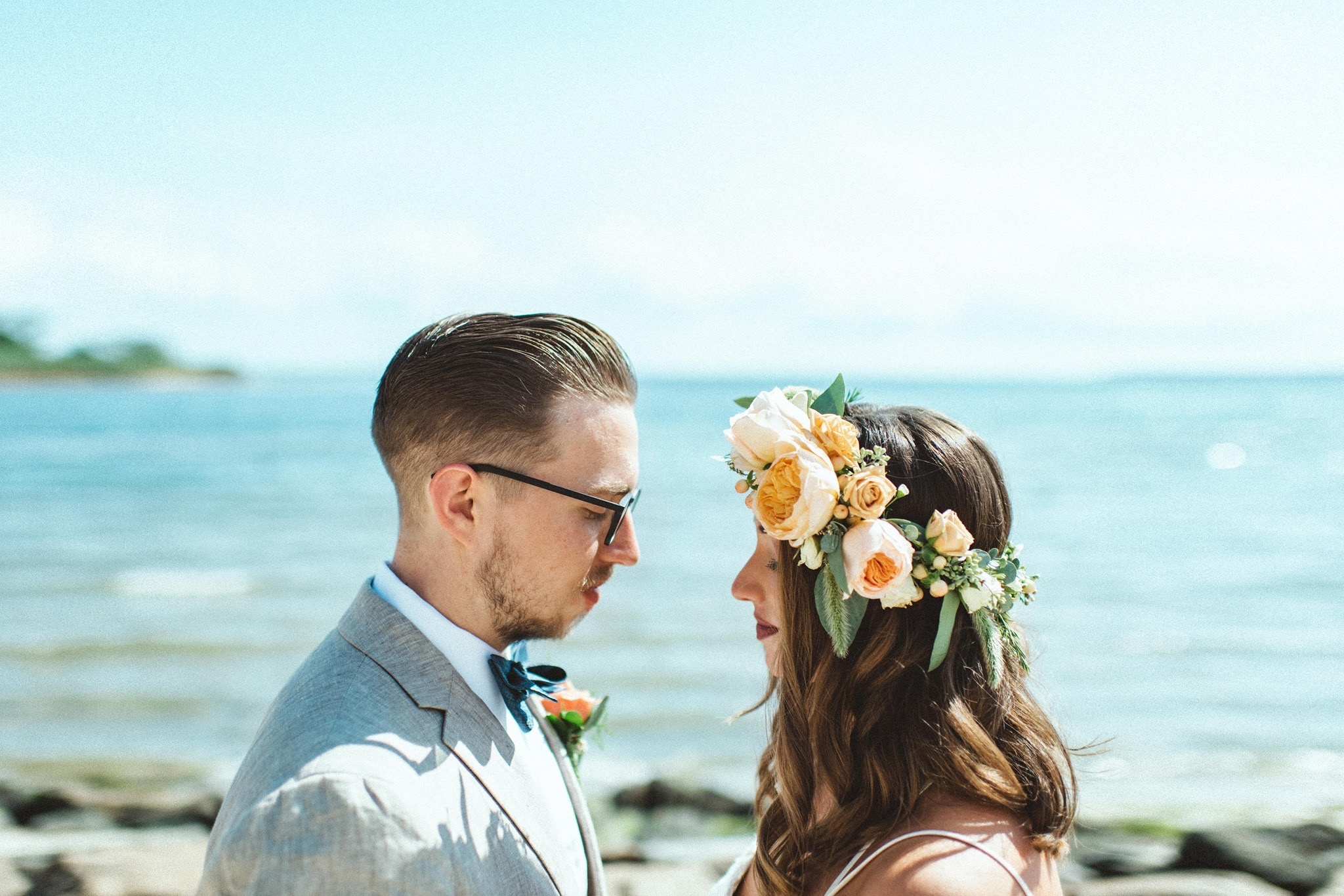 Niantic Boardwalk:Niantic, CT - Hairstyling by Wildflower Bridal BeautyPhotography by A Sea of Love