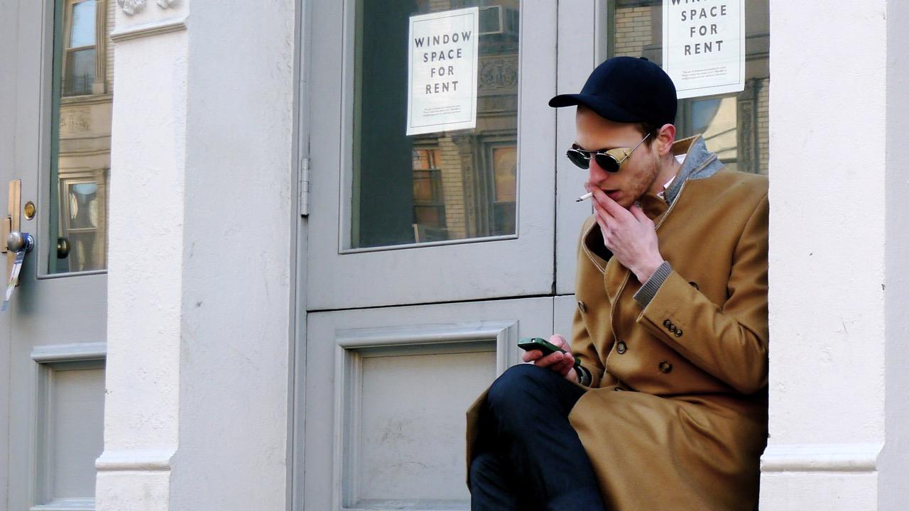 ロン毛と坊主とニューヨーク 悪習慣を止める無料アプリ