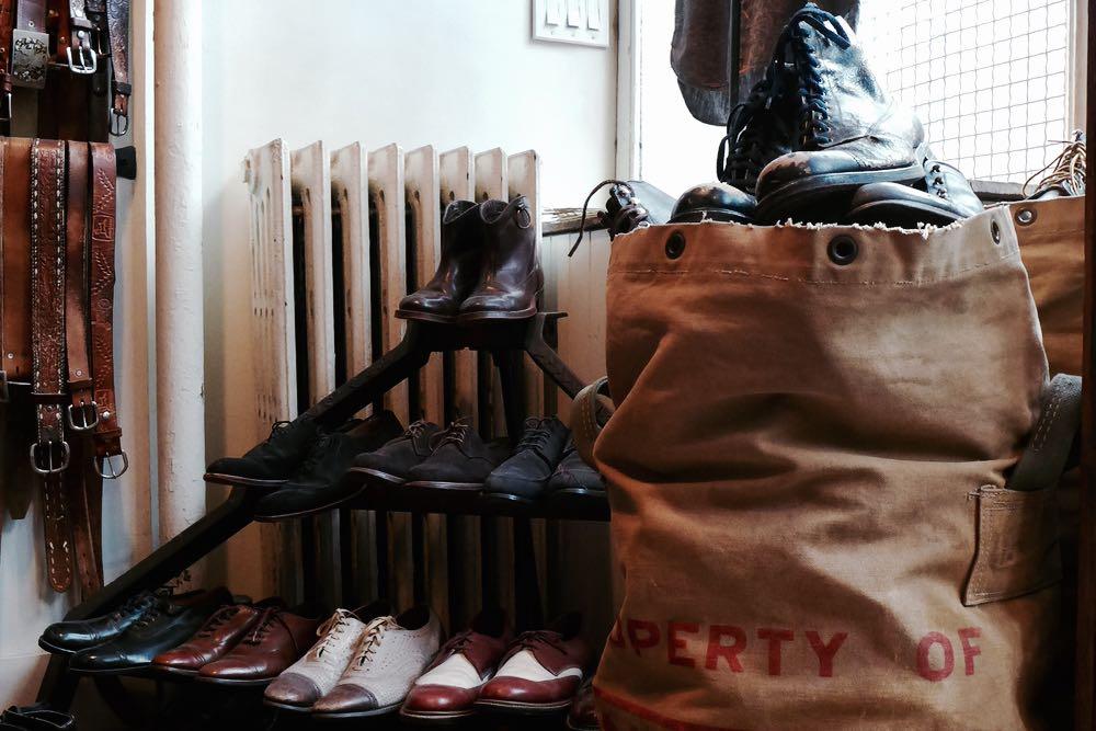 ニューヨークの激安古着屋からレア物ヴィテージ、ブランド古着まで。