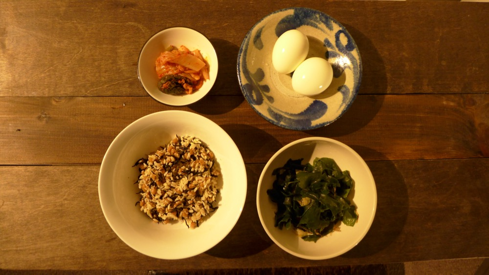 ロン毛と坊主とニューヨーク 生玄米 玄米 生で 食べる レシピ