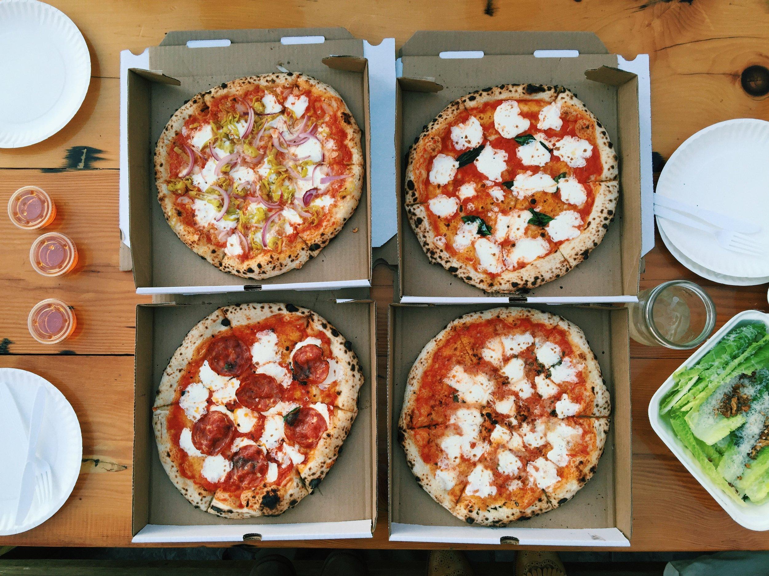Roberta's ロベルターズ ニューヨーク うまい ピザ屋 ブルックリン ブシュウィック