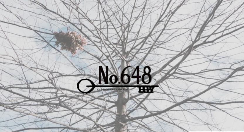 No.648 ニューヨーク ブルックリン ライフスタイル オンラインブティック