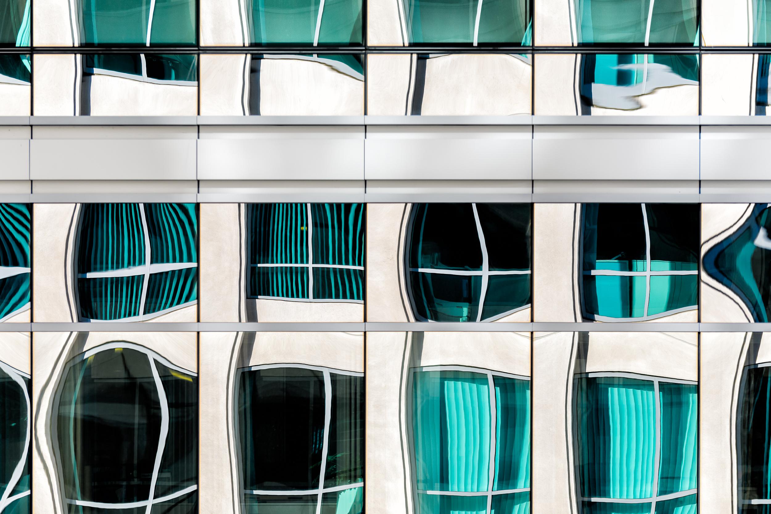 reflections from marina park, 2015.